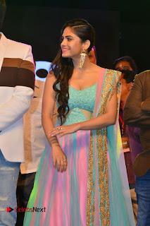 Actress Naina Ganguly Stills in Long Dress at Vangaveeti Audio Launch  0017.JPG
