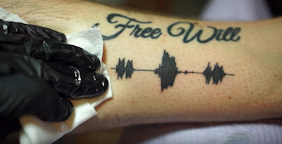 Tatuajes con sonido gracias a una app especial
