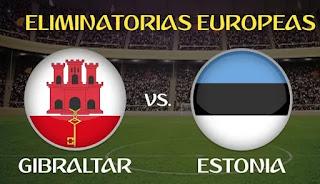 Гибралтар – Эстония смотреть онлайн бесплатно 26 марта 2019 прямая трансляция в 22:45 МСК.