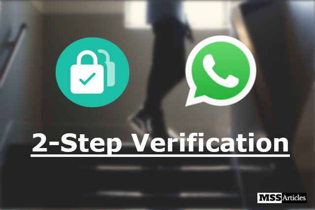 2-Step Verification in WhatsApp for added security