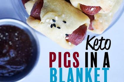 Keto Pigs In A Blanket | Make Snack Time Fun Again!