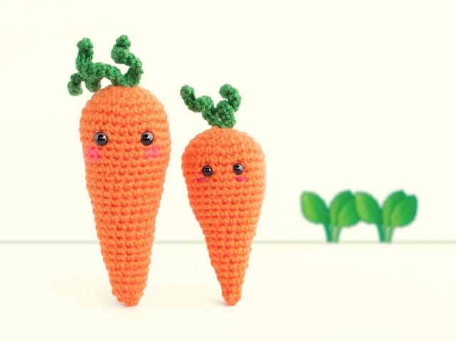 amigurumi-zanahoria-carrot-food-comida