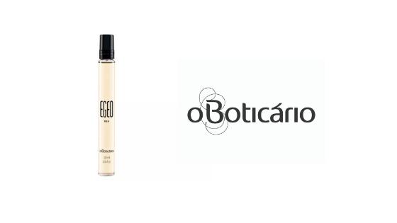 miniatura do perfume Egeo grátis O Boticário
