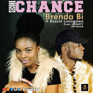 [AUDIO + FREE DOWNLOAD]: SECOND CHANCE || BY BRENDA BI || FEATURING DSAINT LIVINGSTON || NOW TRENDING ON || @IJesusAfrica
