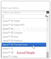 Unlock Bootloader On Sony Xperia Z5 PREMIUM DUAL