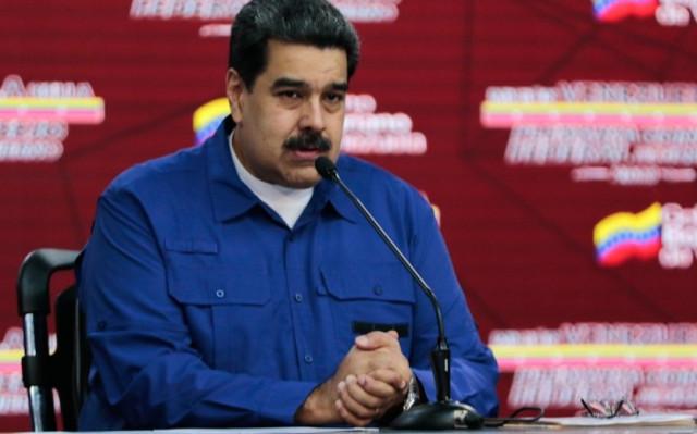 Maduro amenaza con reprimir cualquier protesta opositora el 23 de enero