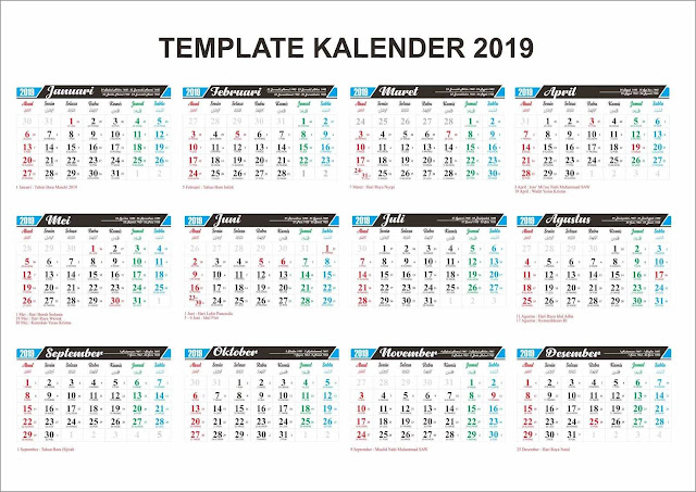 download-gratis-kalender-2019-lengkap