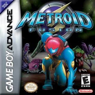 Metroid Fusion - Español - Portada