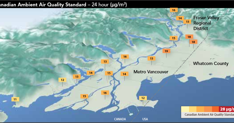Image Result For Air Quality Vancouver