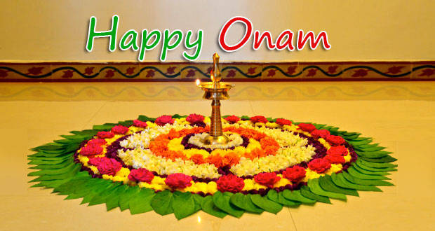 Happy onam wishes in malayalam font