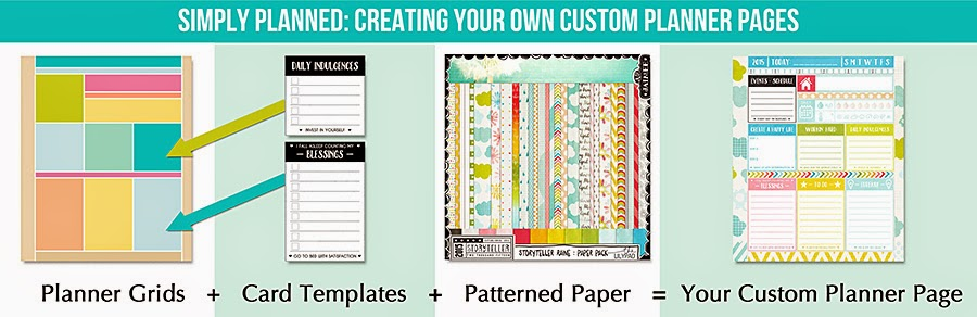 Simply Planned Creating Fully Customizable Planner Pages In