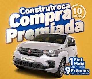 Promoção Construtroca 2017 Compra Premiada