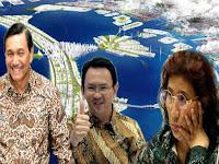 Aneh! Ijin Reklamasi Batal, Pemerintah Tetap Bangun Jalur Ke Pulau Reklamasi