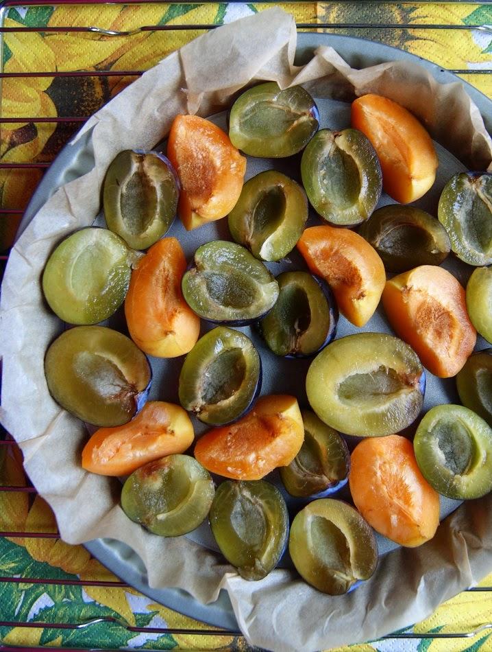 clafoutis bez glutenu