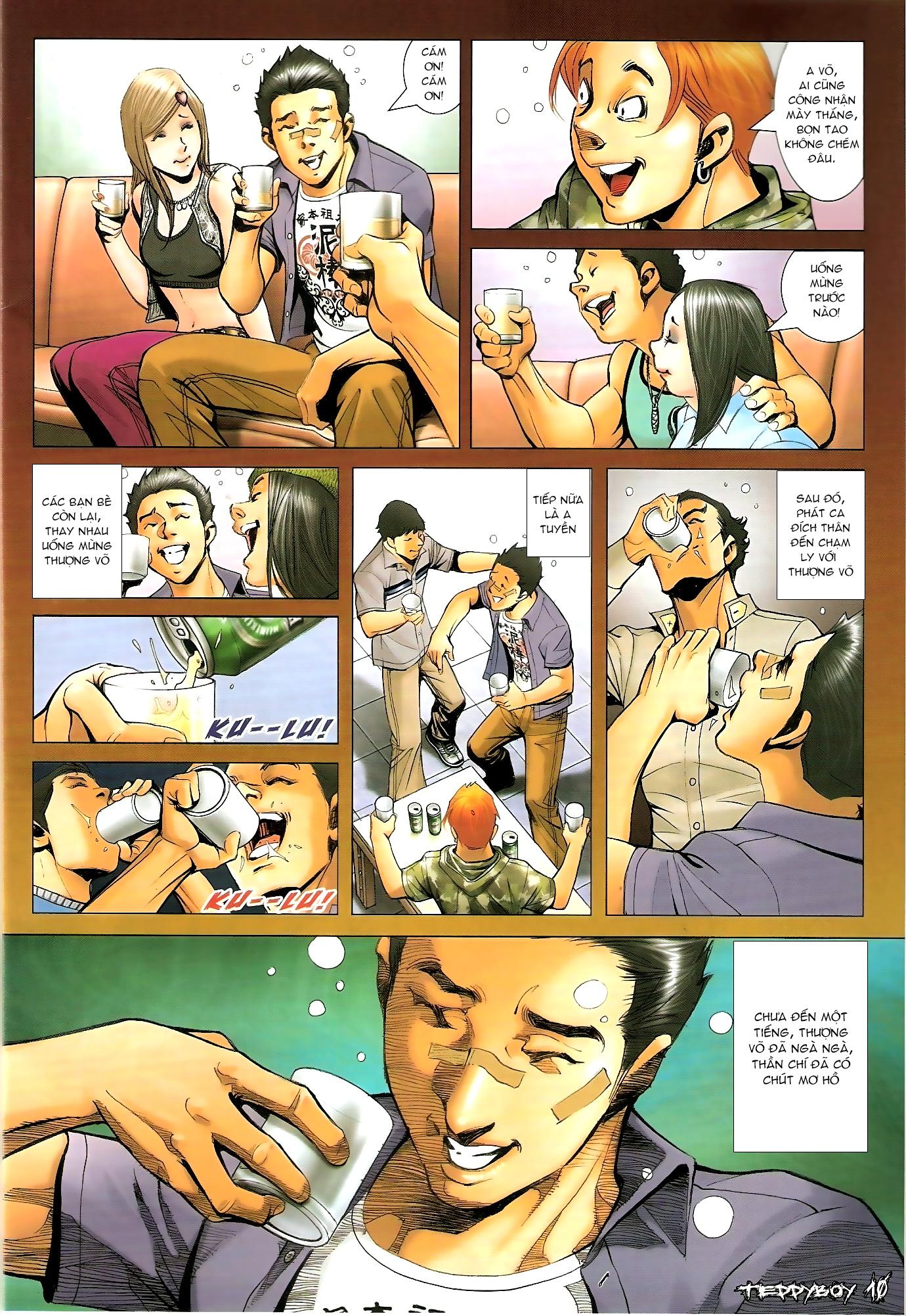 Người Trong Giang Hồ - Chapter 1310: Đừng gạt em nữa - Pic 9