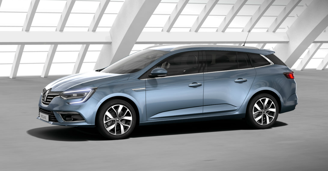 Renault Mégane Estate 2019 Couleurs Colors