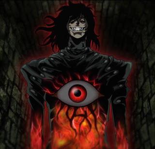 Resultado de imagen para hellsing satanico