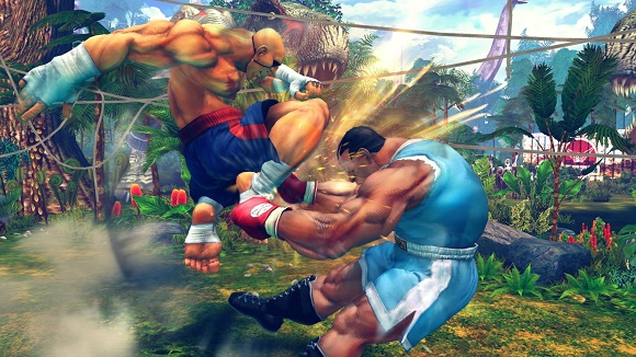 s greatest fighting game evolves to a whole new level with Ultra Street Fighter IV Ultra Street Fighter IV-RELOADED