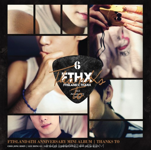 FTISLAND – Thanks To – EP (FLAC + ITUNES PLUS AAC M4A)