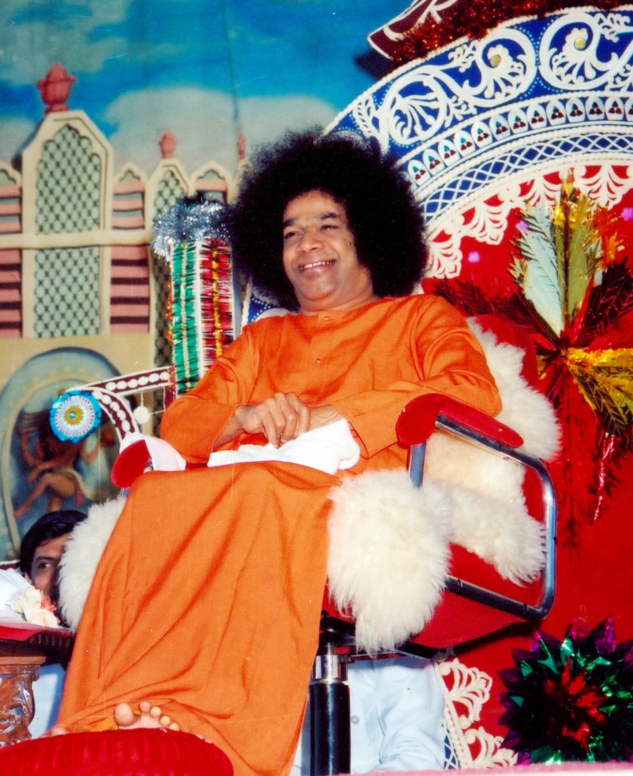 Sathya Sai with Students: The First Combined Annual Sports