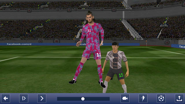 jersey daster dream league soccer
