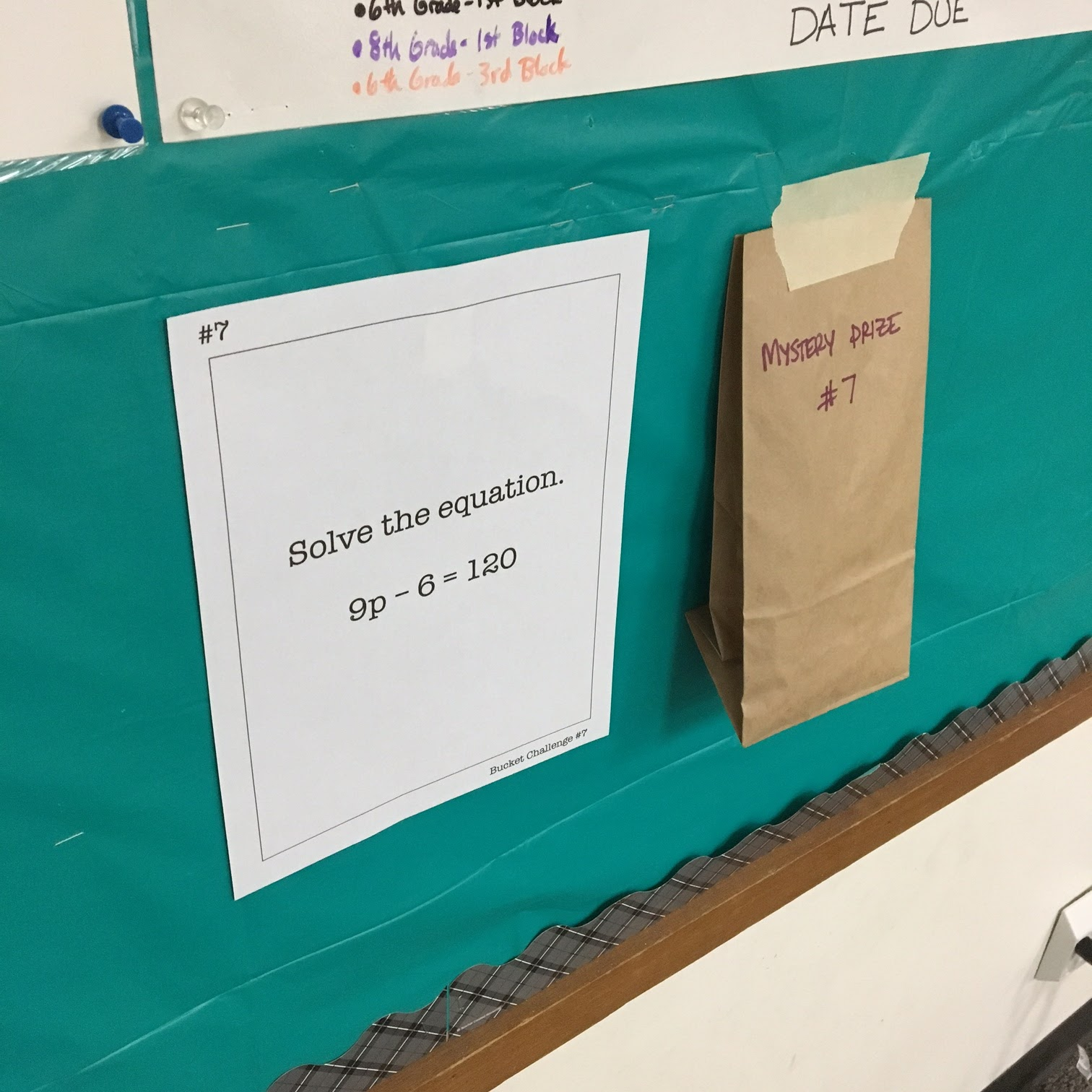 Middle School Math Man: 2017