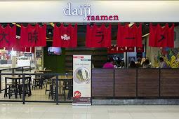 Lowongan Kerja Restaurant Daiji Ramen Bogor