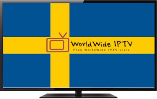 Sweden free iptv playlist