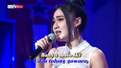 Lirik Lagu Nella Kharisma Sayang 9