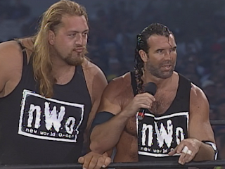 WCW Road Wild 1998: Scott Hall & The Giant