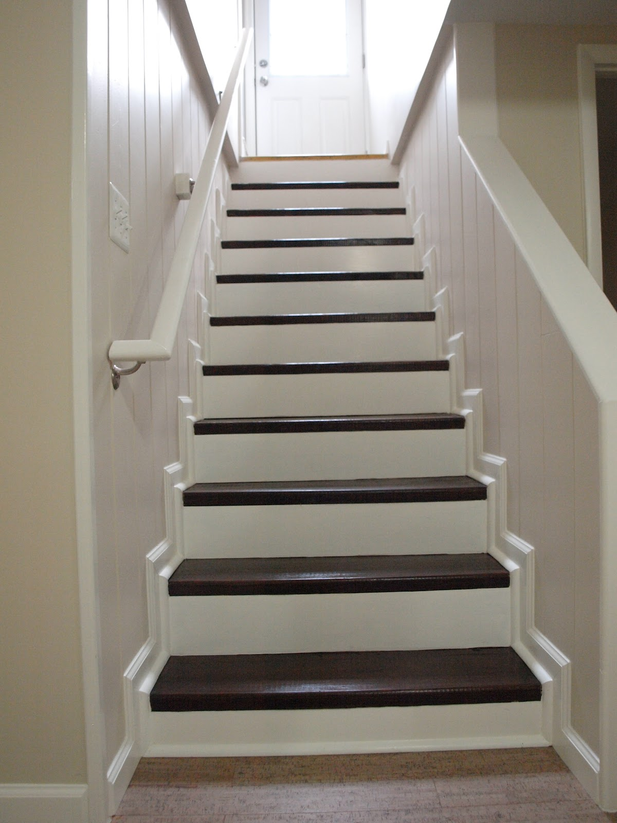 More Green For Less Green: Tackling the Ugliest Stairs in