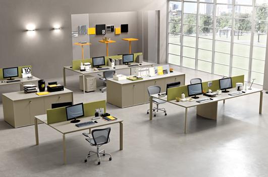 Degart arredo progettazione realizzazione uffici a napoli for Design ufficio napoli