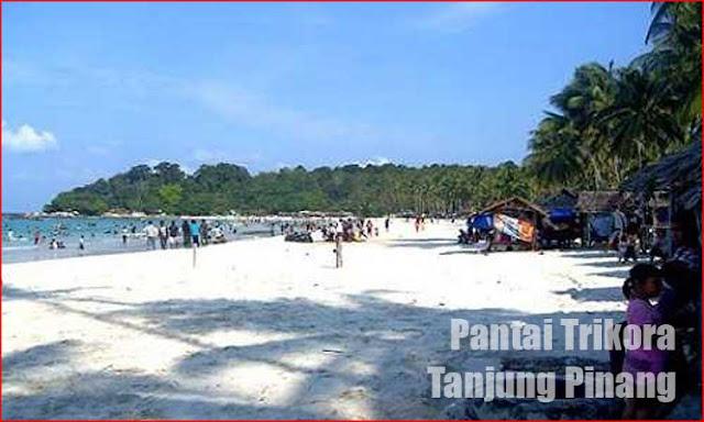 Foto Pantai Trikora Tanjung Pinang