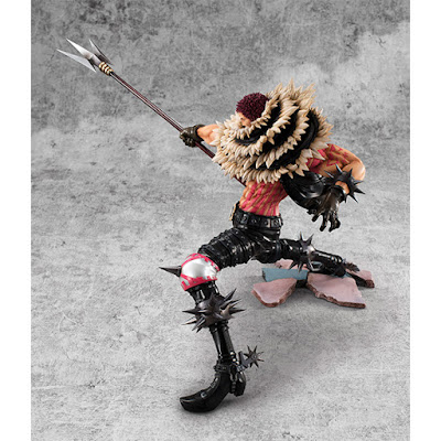 Charlotte Katakuri P.O.P. SA-MAXIMUM de One Piece - MegaHouse