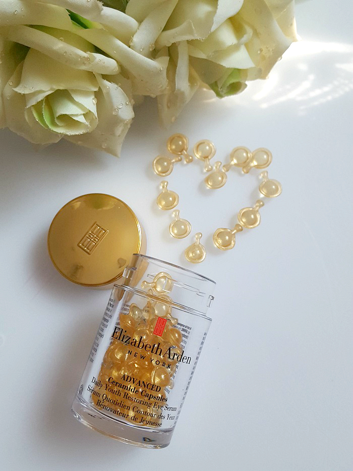 Review: Elizabeth Arden - Advanced Ceramide Capsules Eyes 3