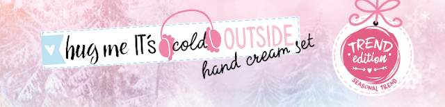 HUG ME IST`S COLD OUTSIDE Cream Set