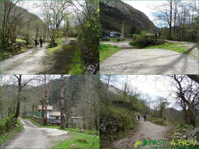 Sierra de la Cueva Negra: De Santianes al Caserío de Peme