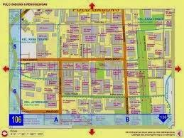 Pemanfaatan Peta Lokasi Pertanian dan Industri