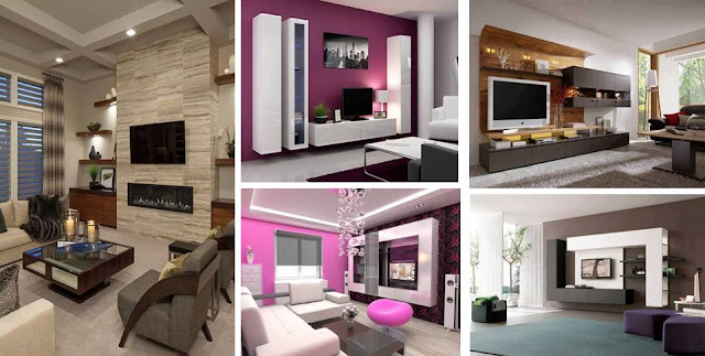 Amazing TV Wall Units Ideas Will Make Your Room Awesome