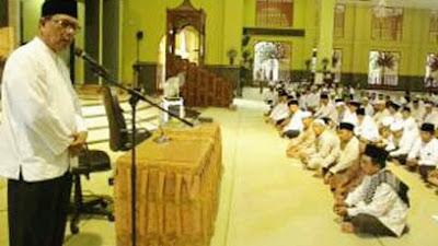 Bupati Lepas 2 Tim Safari Ramadhan, Sambangi 21 Kecamatan.. Jalin Silaturahmi