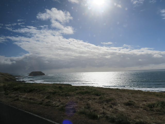 scenic views, philip island,melbourne, australia