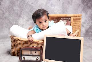 Renitha Baby Portrait