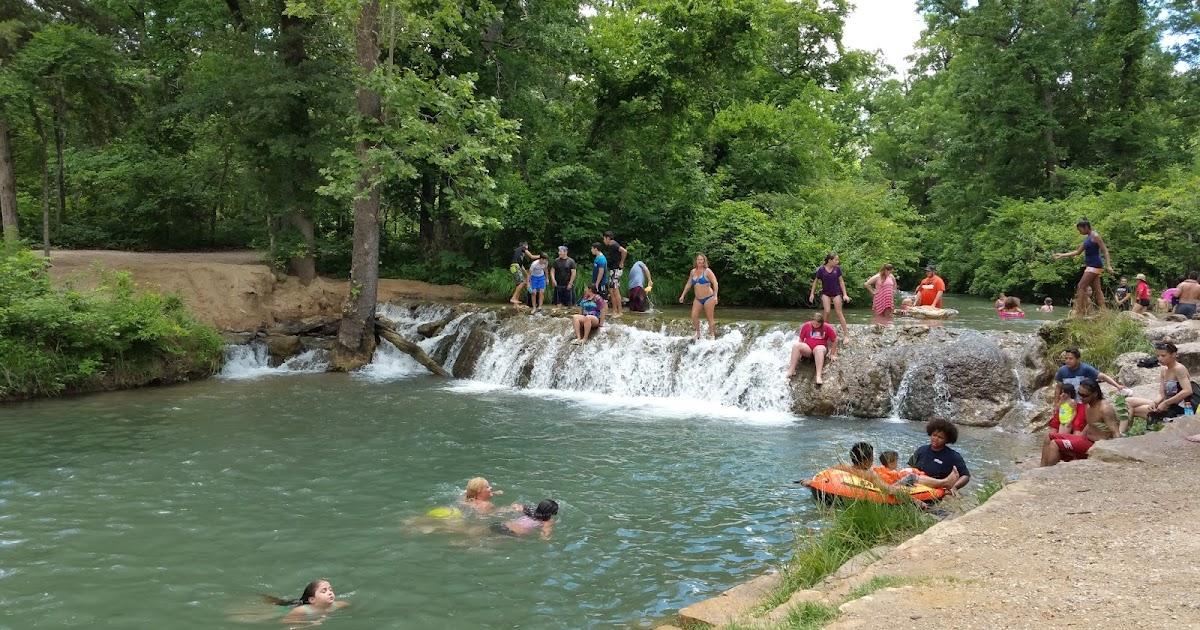 Swimming At Chickasaw Nature Center