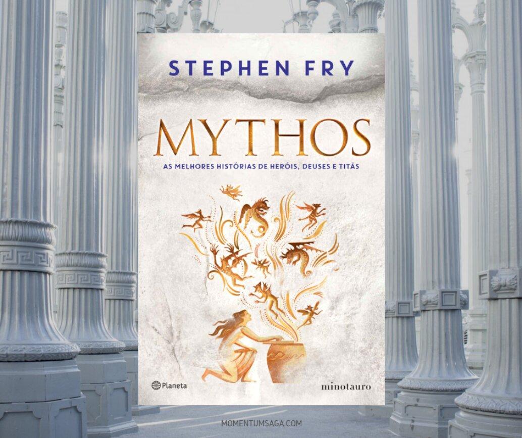 Resenha: Mythos, de Stephen Fry