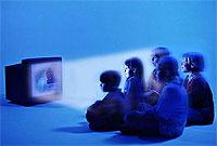Niños ante la tele