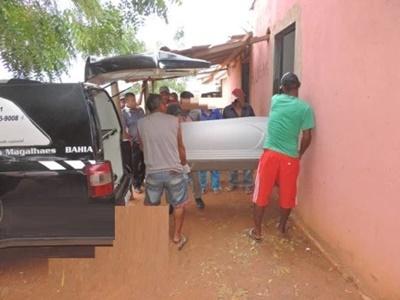 Resultado de imagem para Homem natural de Ruy Barbosa é encontrado morto em São Desidério