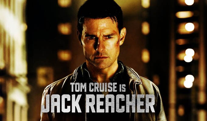 London City Nights Jack Reacher 2012 Directed By Christopher Mcquarrie 28th December 2012