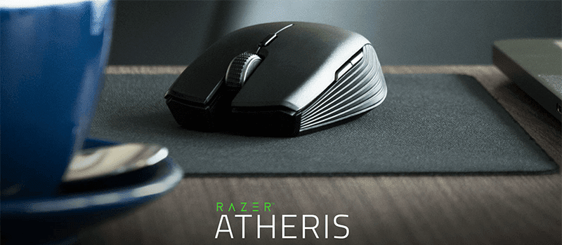 Razer Launches Atheris Mouse With Up To 350 Hours Battery Life