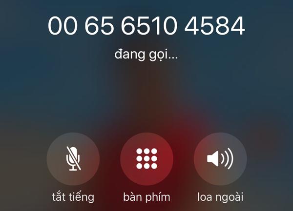 Hướng dẫn gọi điện và gửi email cho Paypal