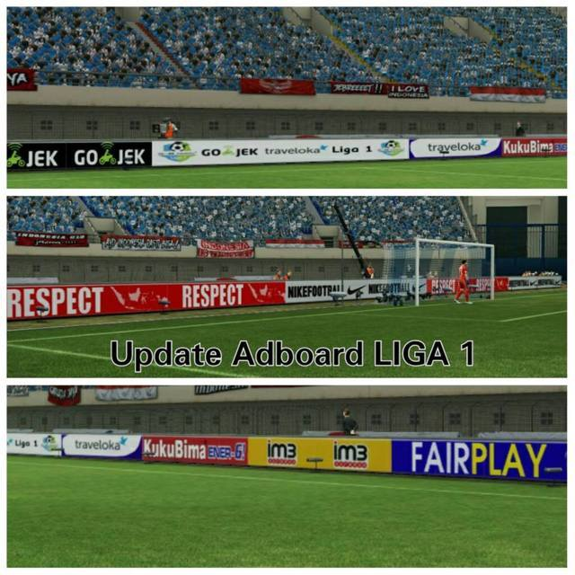 PES 2017 Add On Liga 1 Indonesia Update 1.03.01 - Patch ...
